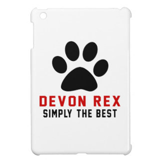 My Devon Rex Simply The Best iPad Mini Case