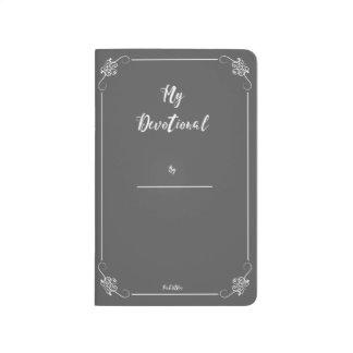 My Devotional Journal (Gray)