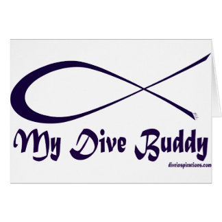 My Dive Buddy Card