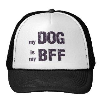 My Dog is My BFF Cap