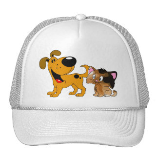 My Dog Loves Cats! Hat