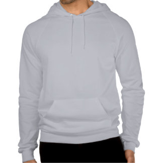 My Dog Makes Me Happy Hooded Pullover