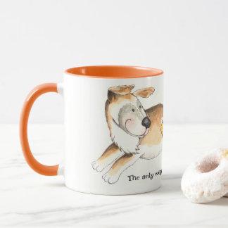 My Dog, Sluggo: Bee Friends Mug