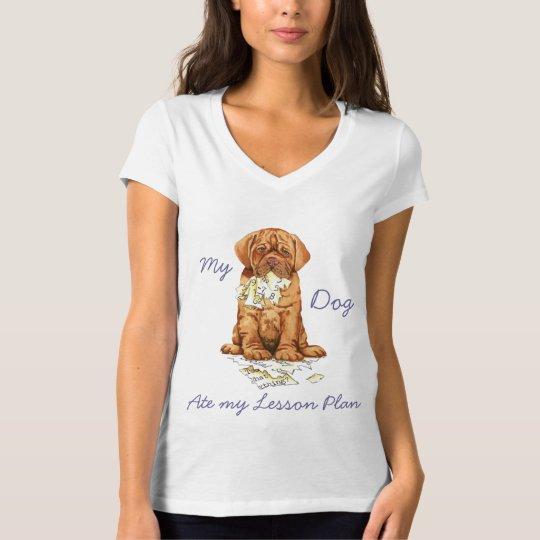 My Dogue de Bordeaux Ate My Lesson Plan