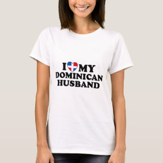 My Dominican Husband T-Shirt