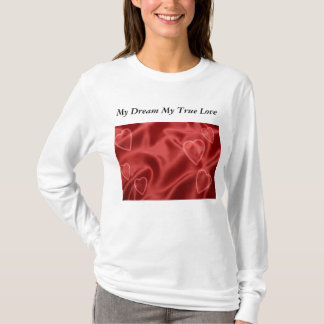 My Dream My True Love Custom Long Sleeve Hoody
