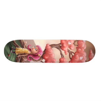 My Dream Tree - Skate Deck