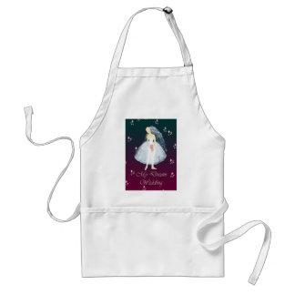 My dream wedding apron