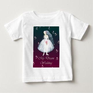 My dream wedding tshirt
