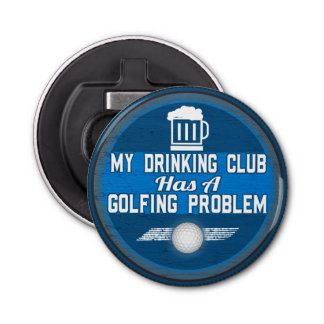 My Drinking Club - Funny Golf Joke