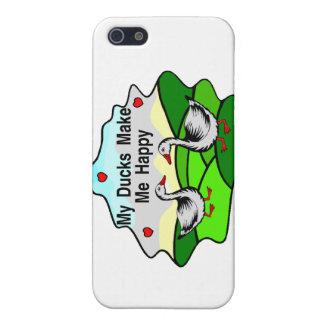 My Ducks Make Me Happy iPhone 5 Cover