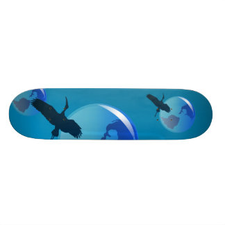 My Earth Skateboard