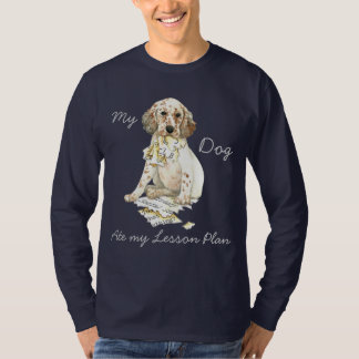 My English Setter Ate My Lesson Plan Shirts
