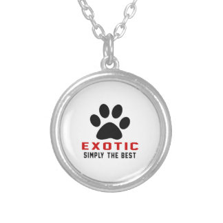 My Exotic  Simply The Best Custom Necklace