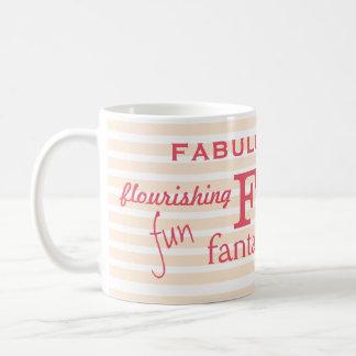 My Fabulously Fifty Friend (Mug) Coffee Mug