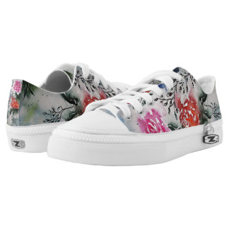 My Fair Roses Low Tops