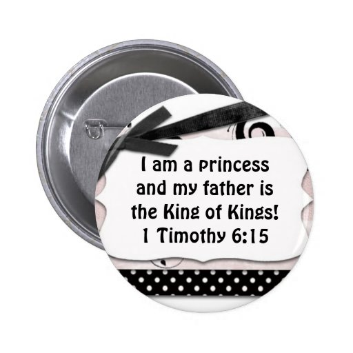 My father is King of King's Button