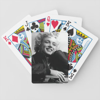 My Favorite Bicycle Playing Cards