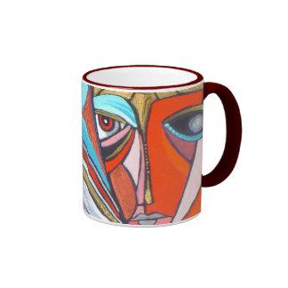 my favorite color ringer mug