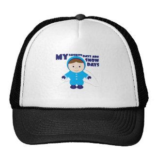 My Favorite Days Mesh Hat