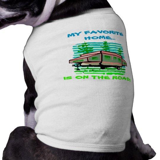 MY FAVORITE HOME POP-UP CAMPER ~ TRAVEL PET