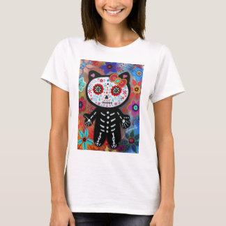 MY FAVORITE KITTY DIA DE LOS MUERTOS T-Shirt