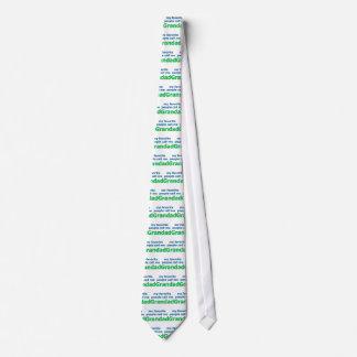 my favorite people call me grandad tie