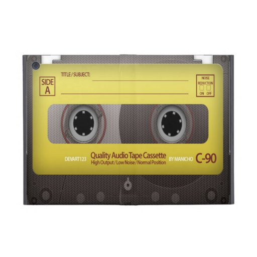 My Favorite Songs Cassette Tape Case Cover iPad Mini Covers