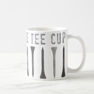 My Favorite Tee Cup Classic White Coffee Mug