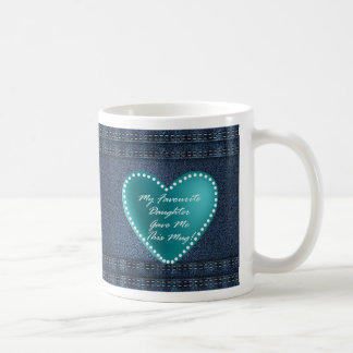 My Favourite Daughter Gave   - Mother's Day Gift Coffee Mug