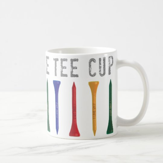 My Favourite Tee Cup Golf Gift