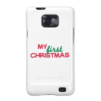 My first 1st christmas samsung galaxy SII cases