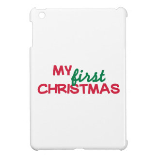 My first 1st christmas cover for the iPad mini