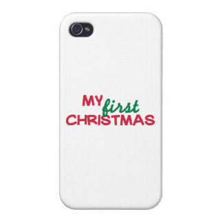 My first 1st christmas cover for iPhone 4