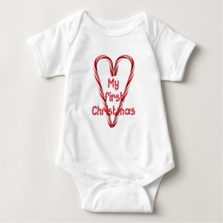 MY FIRST CHRISTMAS by SHARON SHARPE T Shirts
