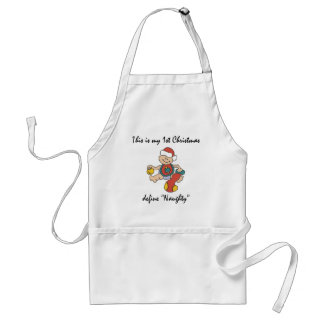 My First Christmas Gift Apron