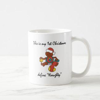My First Christmas Gift Mugs