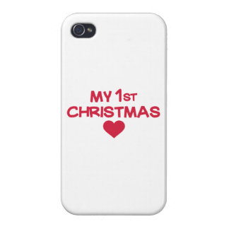 My first christmas iPhone 4/4S cover