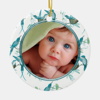 My First Christmas Photo Ornament