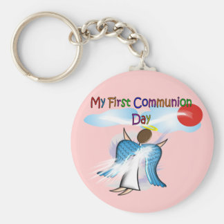 My First Communion Day Gifts Key Chains