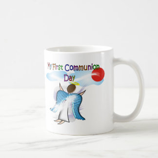 My First Communion Day Gifts Classic White Coffee Mug