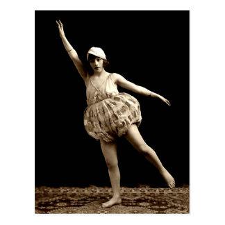 My First Dance Recital Post Card