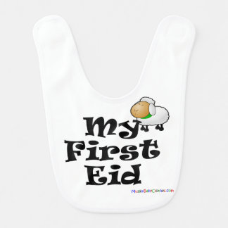 My First Eid Bib