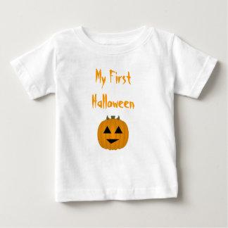 My First Halloween Baby T-Shirt