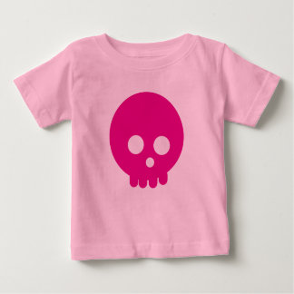 My first Halloween infant baby Funny Skull Baby T-Shirt