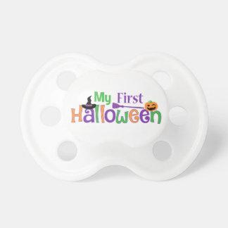 My first Halloween Pacifier