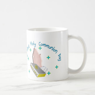 My First Holy Commmunion Day Gifts Classic White Coffee Mug