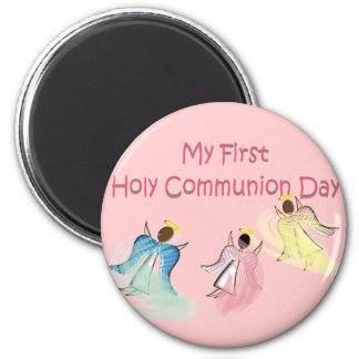 My First Holy Communion Day Fridge Magnet