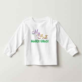 My first Mardi Gras Shirt