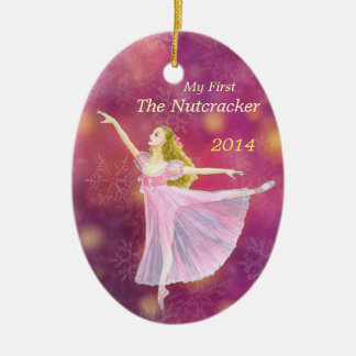My First Nutcracker Ballet Commemorative Ornament